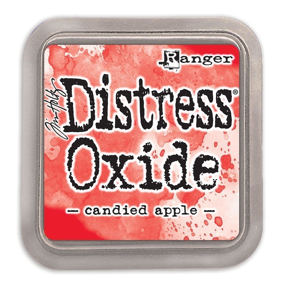 Tim Holtz CANDIED APPLE Distress Oxide Ink Pad