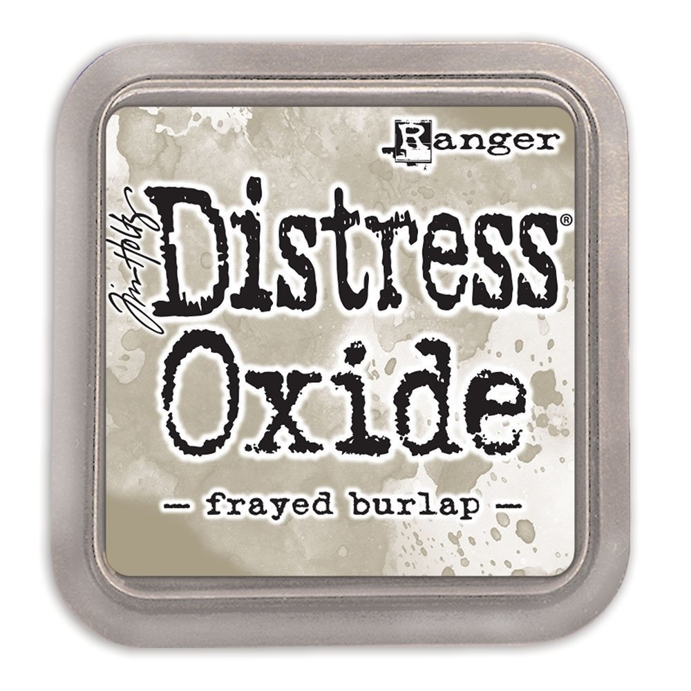 Tim Holtz FRAYED BURLAP Distress Oxide Ink Pad