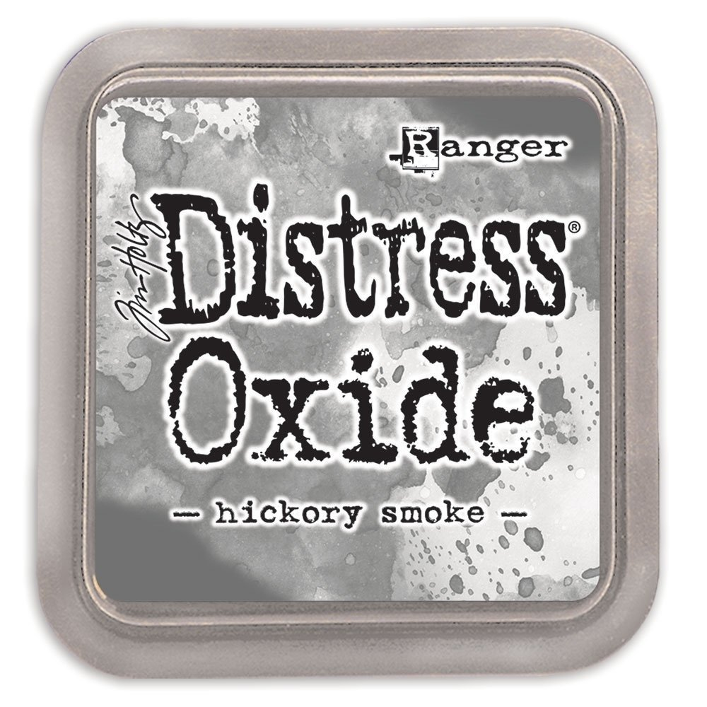 Tim Holtz HICKORY SMOKE Distress Oxide Ink Pad