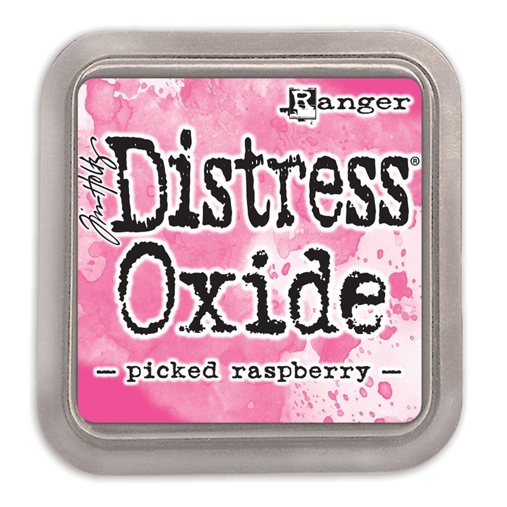 Tim Holtz PICKED RASPBERRY Distress Oxide Ink Pad