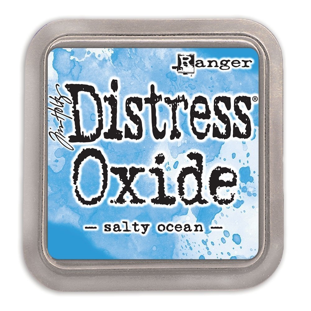 Tim Holtz SALTY OCEAN Distress Oxide Ink Pad