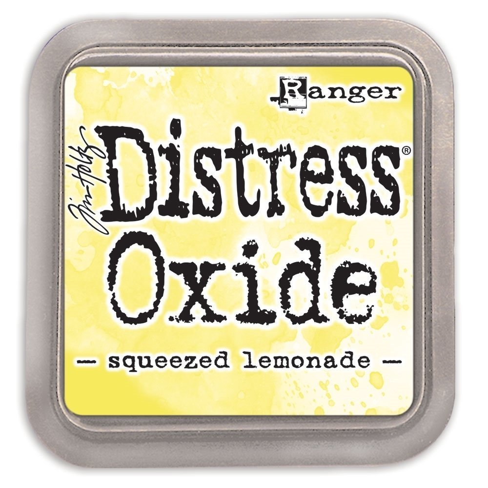 Tim Holtz SQUEEZED LEMONADE Distress Oxide Ink Pad