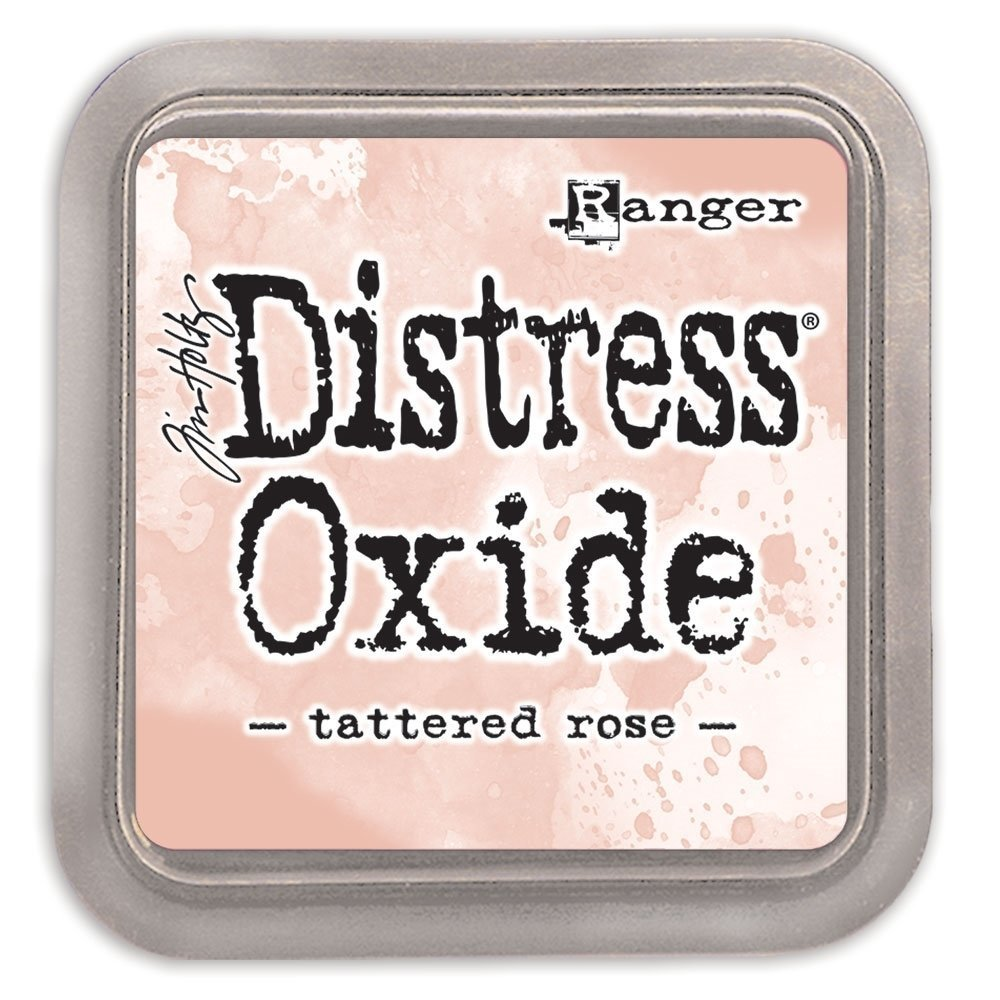 Tim Holtz TATTERED ROSE Distress Oxide Ink Pad