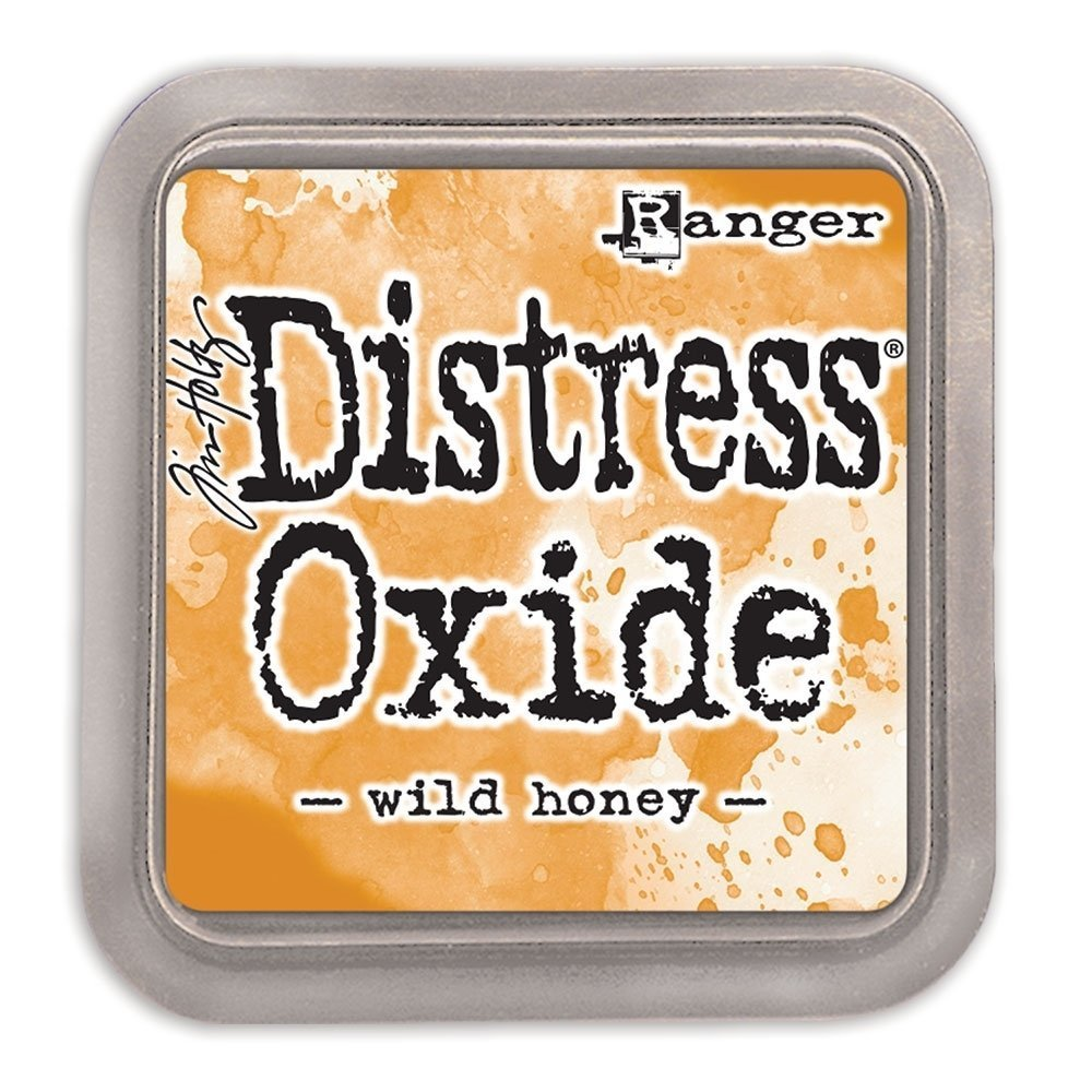 Tim Holtz WILD HONEY Distress Oxide Ink Pad