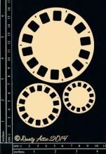 Dusty Attic VIEW FINDERS Lasercut Designs