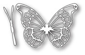 Memory Box WILLOUGHBY BUTTERFLY WINGS Craft Die