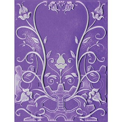 Spellbinders FLORAL JEWEL M-Bossabilities 3D Embossing Folder