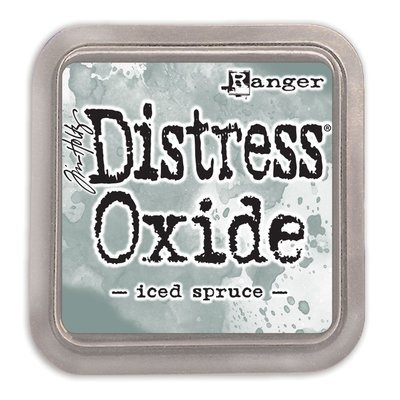 Tim Holtz ICED SPRUCE Distress Oxide Pad