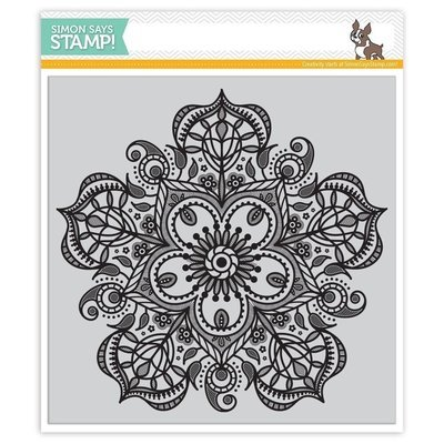 Simon Says Stamp ELIZABETH Cling Rubber Stamp