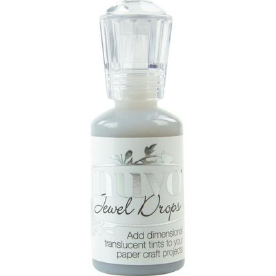 Nuvo GREY MIST Jewel Drops