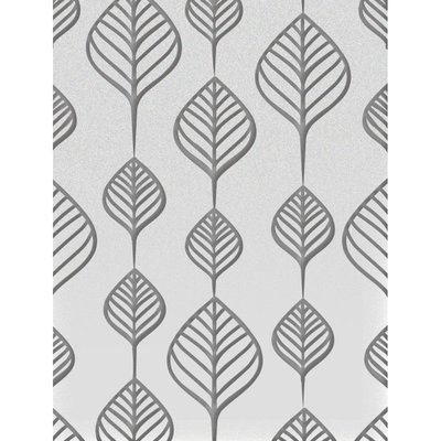 Ultimate Crafts SCREEN OF LEAVES Embossing Folder