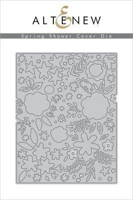 Altenew SPRING SHOWER COVER Die