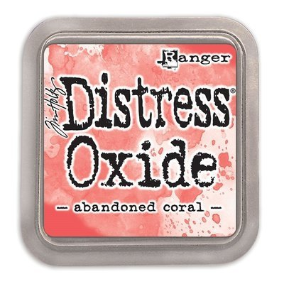Tim Holtz ABANDONED CORAL Distress Oxide Ink Pad