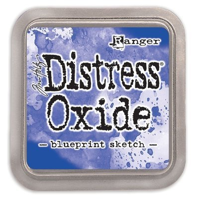 Tim Holtz BLUEPRINT SKETCH Distress Oxide Ink Pad