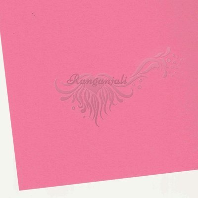 PANAMA PINK - 250GSM Heavyweight Smooth A4 Cardstock- 5/pk