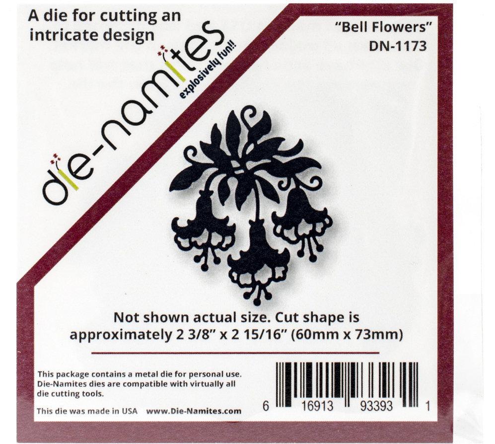 Die-Namites BELL FLOWERS Die