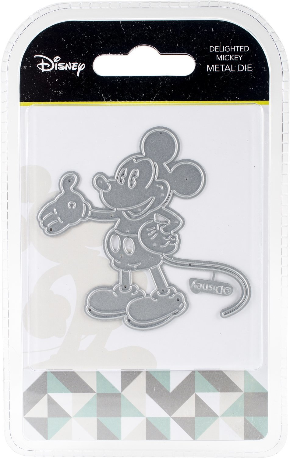 Disney DELIGHTED MICKEY Mickey & Minnie Mouse  Die Set