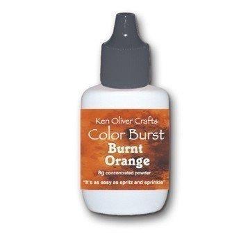 Ken Oliver BURNT ORANGE Color Burst Powder