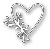 Memory box PEMBROKE HEART Die