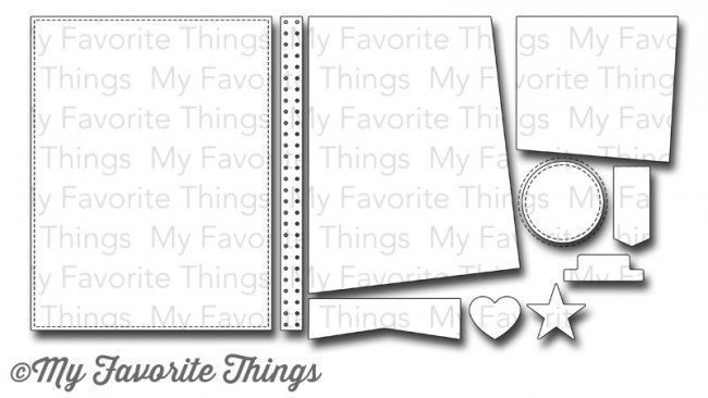 My Favorite Things BLUEPRINTS 15 Die-namics Die Set