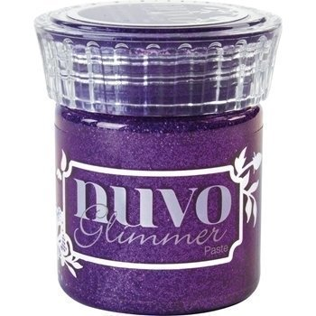 Nuvo AMETHYST PURPLE Glimmer Paste