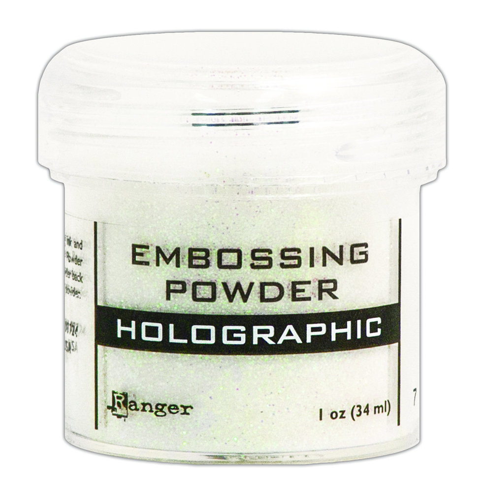 Ranger HOLOGRAPHIC Embossing Powder 1oz