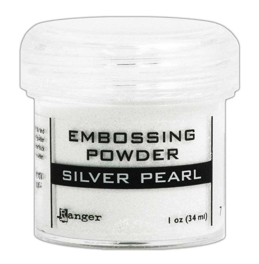 Ranger SILVER PEARL Embossing Powder 1oz