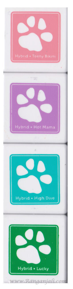 Simon Says Stamp ISLAND CRUSH Hybrid Ink Cube Set