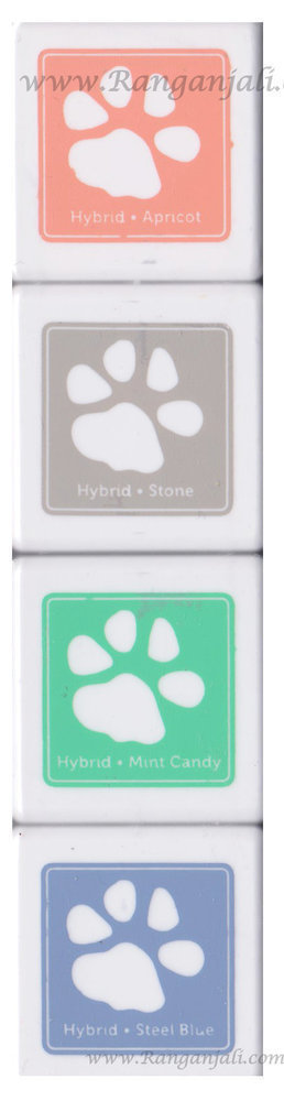 Simon Says Stamp SEA BREEZE Hybrid Ink Cube Set