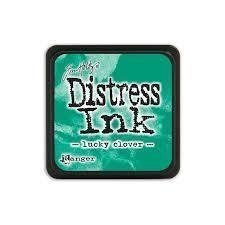 Tim Holtz LUCKY CLOVER MINI Distress Ink Pad