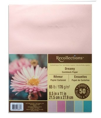 Recollections DREAMY Cardstock Paper