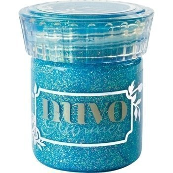 Nuvo BLUE TOPAZ Glimmer Paste