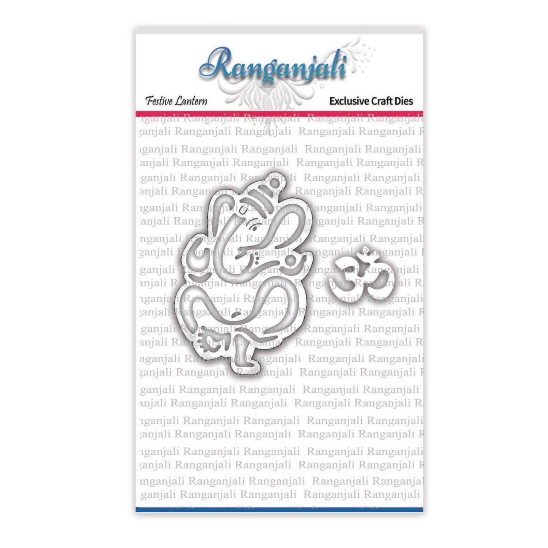 Ranganjali AUSPICIOUS BEGINNINGS Exclusive Craft Die