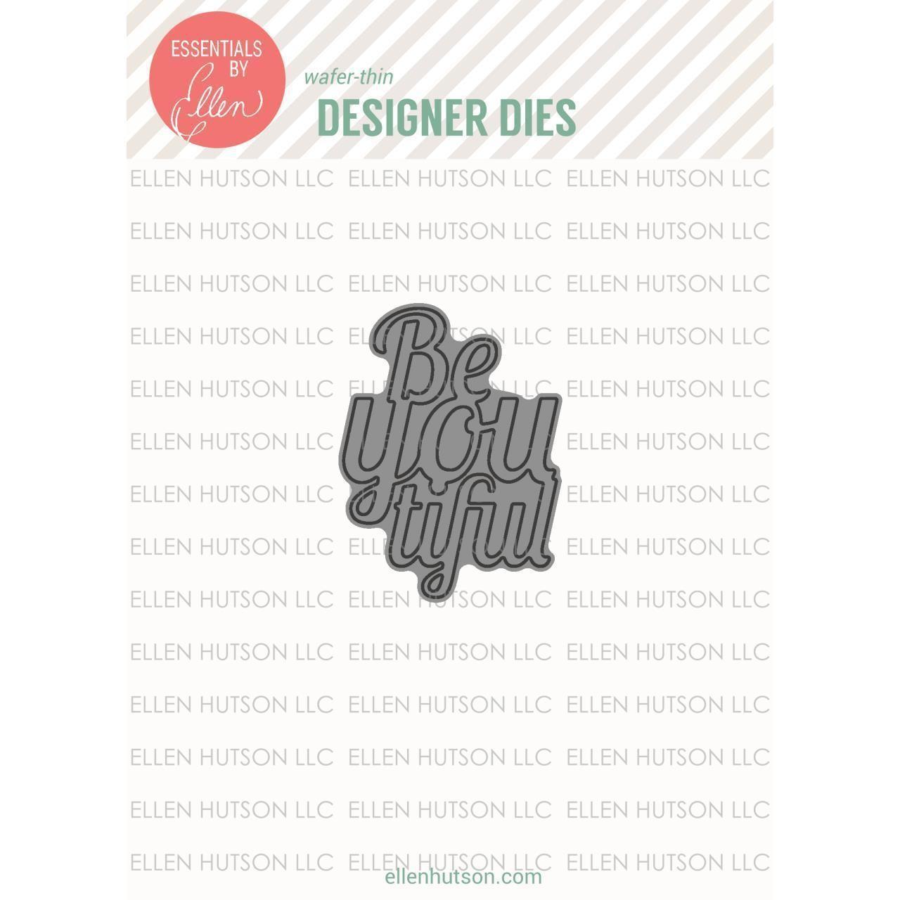 Essentials By Ellen BE-YOU-TIFUL Designer Die