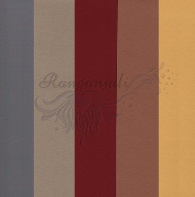 NEUTRALS 250GSM Heavyweight Smooth A4 Cardstock- 10/pk