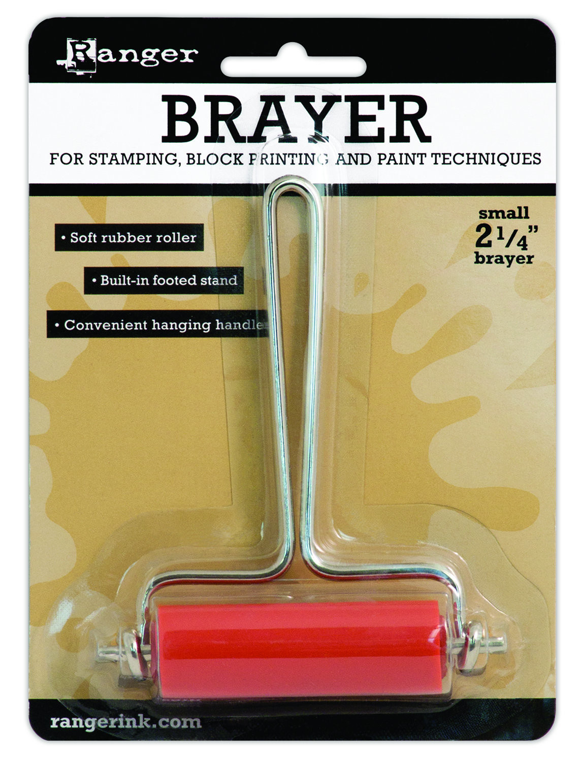 Ranger Inkssentials INKY ROLLER SMALL Ink Brayer