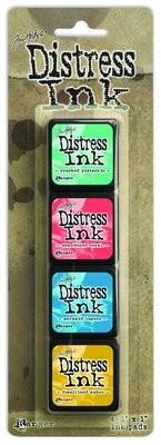 Tim Holtz Distress MINI INK KIT #13