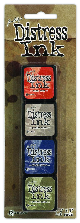 Tim Holtz Distress MINI INK KIT #5