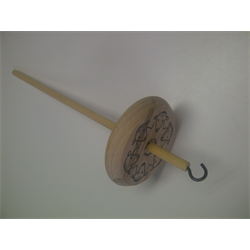 Drop Spindle Top Whirl (Conventional)
