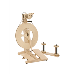 VICTORIA S95 - BEECH Spinning Wheel (without carry case)