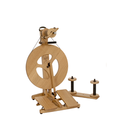 VICTORIA S96 - OAK Spinning Wheel (without carry case)