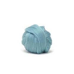 Aqua - Dyed Corriedale Top