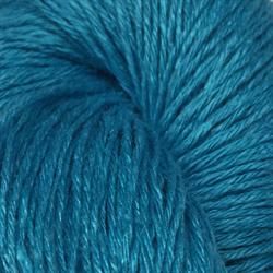 Angelfish Blue EUROFLAX - 100% Linen - 100 grams