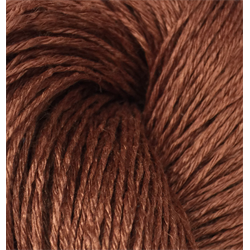 Brick Red EUROFLAX - 100% Linen  - 100 grams