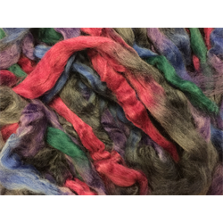 Coral Reef - Northern Lights Printed Wool Top