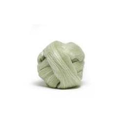 Glacial Green - Dyed Merino/Silk Top