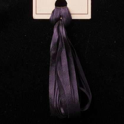 3.5mm Silk Ribbon - Raven Black