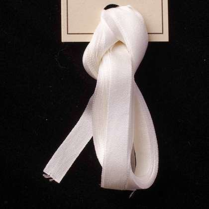 7mm Silk Ribbon - Natural