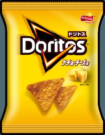 """Doritos """"Nacho Cheese Flavor"""" 63g"""