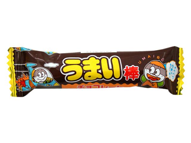 "Umaibo ""Chocolate Flavor"" Winter Limited"